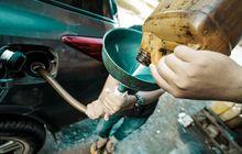 apa yang terjadi jika kendaraan diesel menggunakan bbm yang tidak sesuai?