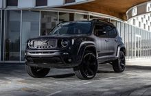 Jeep Renegade Diubah Jadi Lebih Gagah dan Mewah