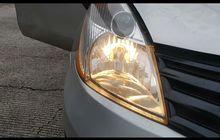 watt lampu mobil terlalu kecil bikin lampu bakal begini, hindari deh!