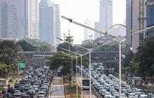 polusi kendaraan mengkhawatirkan, angka harapan hidup masyarakat turun