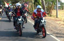 cb150r convoy merdeka, cara komunitas honda memperingati kemerdekaan republik indonesia