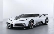 bugatti centodieci mobil baru dari bugatti yang merupakan homage eb110
