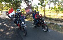 convoy merdeka, cara unik bikers merayakan dan memaknai kemerdekaan republik indonesia