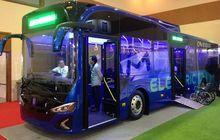 bptj ingin fasilitas pengecasan bus listrik ada di tiap 2 km jalan