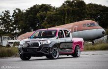 Toyota Hilux Ini Coba Pakai Gaya Berbeda, Cocok Gak Nih?