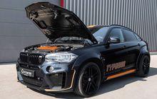 Ngeri, BMW X6 Ini Tenaganya Dibuat Jadi Lebih Ganas