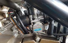 substitusi karburator kawasaki ninja 150 rr, anti nyangkut dan responsif!