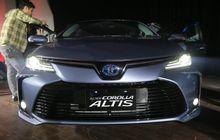 hybrid di toyota corolla altis terbaru sama dengan model lain?