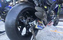 part baru yamaha milik valentino rossi di motogp san marino tidak ada efeknya