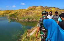 suharto tewas terperangkap mobilnya sendiri, tenggelam di kolam bekas tambang