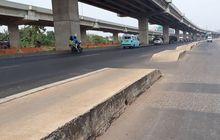 pengguna jalan keluhkan trotoar aneh bin ajaib ini. emang ada apa sih?