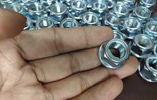 cara simpel ini bisa mencegah mur pulley depan yang rawan lepas