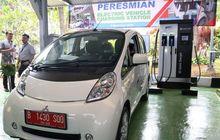 Pemerintah Targetkan Produksi Mobil Listrik 600 Ribu Unit di 2030