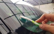 Enggak Nyangka, Cairan Pembersih Jamur Kaca Mobil Bisa Berbahaya