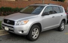 Harga Terkini Toyota RAV4 Tahun 2008 di Jakarta dan Sekitarnya