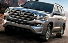 Harga Terkini Toyota Land Cruiser 200 Juli 2021, SUV Premium dengan Kemampuan Off-Road Jagoan!