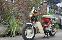 Mungil Mirip Sepeda Bocah, Motor Yamaha Ini Lebih Canggih dari NMAX, Sudah Pakai Shaft Drive
