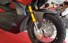 Scarlet Racing Tawarkan Upside Down Untuk Honda ADV, Ini Fitur dan Harganya