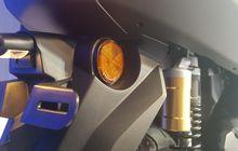 Jangan Dianggap Sepele, Mata Kucing atau Reflektor Pasif di Motor Fungsinya Penting