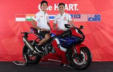 Gerry Salim Pindah Dari Moto2 FIM CEV Repsol ke ASB1000, Pacu Honda CBR1000RR Terbaru!