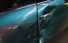 Mini Cooper Milik Said Didu Kena Seruduk Truk Tronton, Mobil Ringsek Bagian Kanan,  Anak dan Istri Selamat