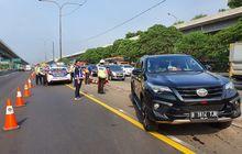 Waduh! Ada Car Free Night di Kawasan Puncak, Jasa Marga Lakukan Pengalihan Lalu Lintas di Tol Jagorawi