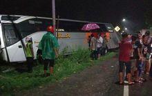 Bus Eka Memakan Korban, Honda Mega Pro dan Supra X Jadi Sasaran, Penjual Kacang Biang Keladinya
