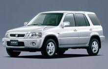 Harga Honda CR-V Bekas Tahun 2000-2001, Pasarannya Cuma Segini