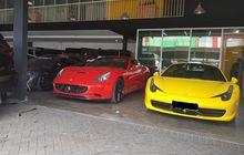 Cari Mobil Supercar Hingga Premium Bekas 'kaum Sultan'? Ada di Showroom Keren Ini