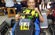 Pembalap Veteran, Alex Asmasoebrata Kembali Balapan Setelah 20 Tahun Dalam Kondisi Puasa