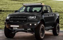 Ford Ranger Kena Sentuhan Hennessey, Jadi Lebih Bertenaga dan Juga Kekar