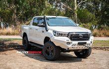Toyota Hilux Anyar Dibuat Lebih Tinggi, Makin Enak Nih Dipakai Off-Road!