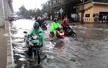 Sabar Bos, Mesin Motor Mati Habis Terjang Banjir Jangan Langsung Dinyalakan