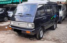 Puluhan Tahun Terpendam, Suzuki Carry 1000 Kondisi Baru Dijual Hingga Rp 90 jutaan, Bagaimana dengan Harga Bekasnya?