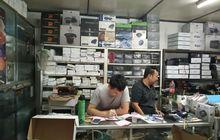 Pedagang di Pusat Otomotif Kemayoran Sebut Pengunjung Mulai Sepi Dampak Pengetatan PPKM Mikro