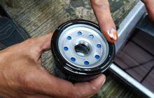 Sil Karet Filter Oli Dilumasi Dulu Sebelum Dipasang, Ini Tujuannya