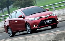 Toyota Vios A/T 2013 - 2016, Sedan Irit BBM Mencapai 20 Km/liter