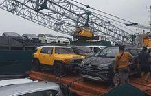 Berujung Dilelang Bea Cukai,Sesulit IniDatangkan Mobil Bekas Dari Luar Negeri
