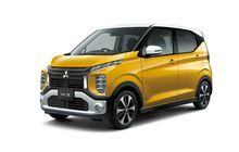 Mobil Baru Mitsubishi eK X dan eK Wagon Raih Skor Tertinggi Keselamatan Uji Tabrak, Ini Fitur-fitur Andalannya