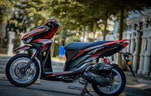 Tak Perlu Warna Mentereng, Honda Vario 150 Ini Tetap Bakal Kelihatan Paling Mewah di Parkiran