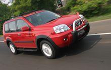 Harga Mobil Bekas Nissan X-trail 2004, Varian Ini Hanya Rp 80 Juta
