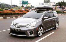 Tips Beli Mobil Bekas, Cek Bearing Roda Depan Nissan Grand Livina
