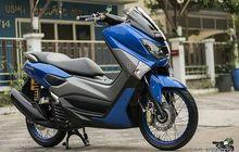 Yamaha NMAX Lawas Asal Thailand Curi Pandang, Cakep Gak Nih?