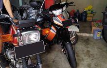 VIDEO: Bikin Ngiler! Koleksi Motor M. Fadli yang Ogah Punya Motor Standar
