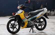 Lagi Naik Daun, Segini  Harga Pasaran Suzuki Satria 120 Yang Jadi Incaran