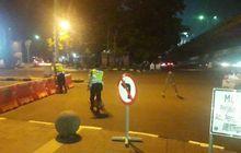 Siap-siap! Ada Penutupan Jalan di 10 Kawasan Jakarta Nanti Malam, Ini Titiknya