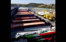 Sirkuit Jerez Sudah Penuh Truk Kontainer, MotoGP 2020 di Depan Mata!