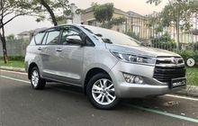 Harga Toyota Kijang Innova Reborn Bekas 2017 Diesel, Tipe Venturer Kena Segini, Simak Daftarnya