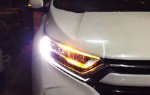 Pasang Lampu Sein Berjalan Honda CR-V Turbo Ala Facelift Thailand, Siapkan Dana Rp 1,6 Juta