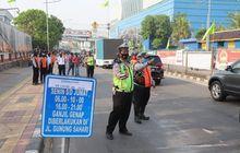 Berlaku Mulai Senin, Ganjil Genap di Jakarta Diperluas Jadi 13 Titik